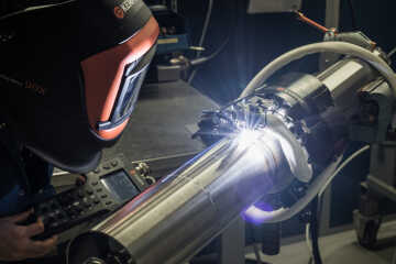 Kemppi 肯倍的自动化焊接