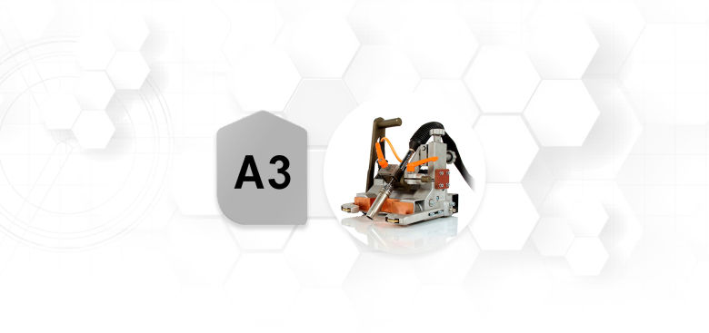 A3 - 适用于低成本的日常焊接