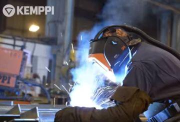 Kemppi FreshAir 焊接呼吸防护罩