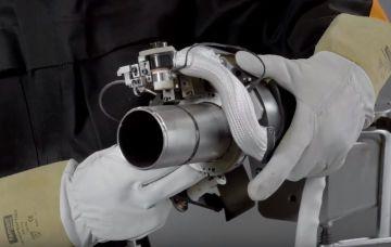 如何设置 A7 TIG Orbital System 300