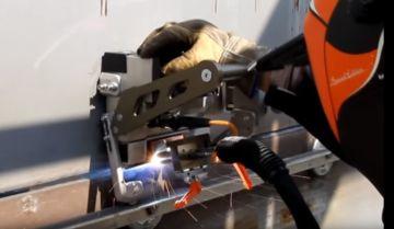 提高焊接效率并改善了使用舒适度