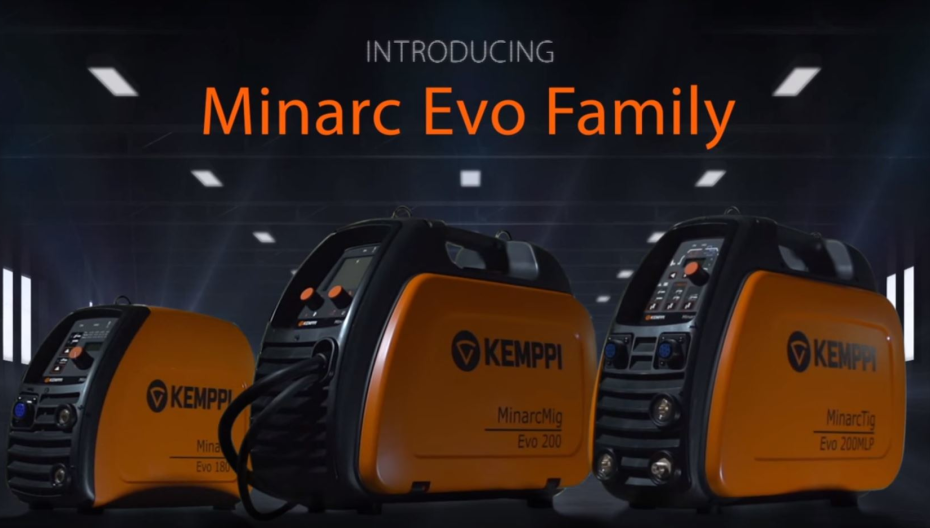 kemppi minarcmig evo 200 manual
