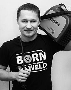Dmitriy Sabrekov Kemppi Oy
