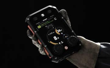X8 MIG Welder 的控制面板