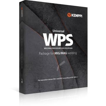 Kemppi Universal WPS for MIG/MAG welding