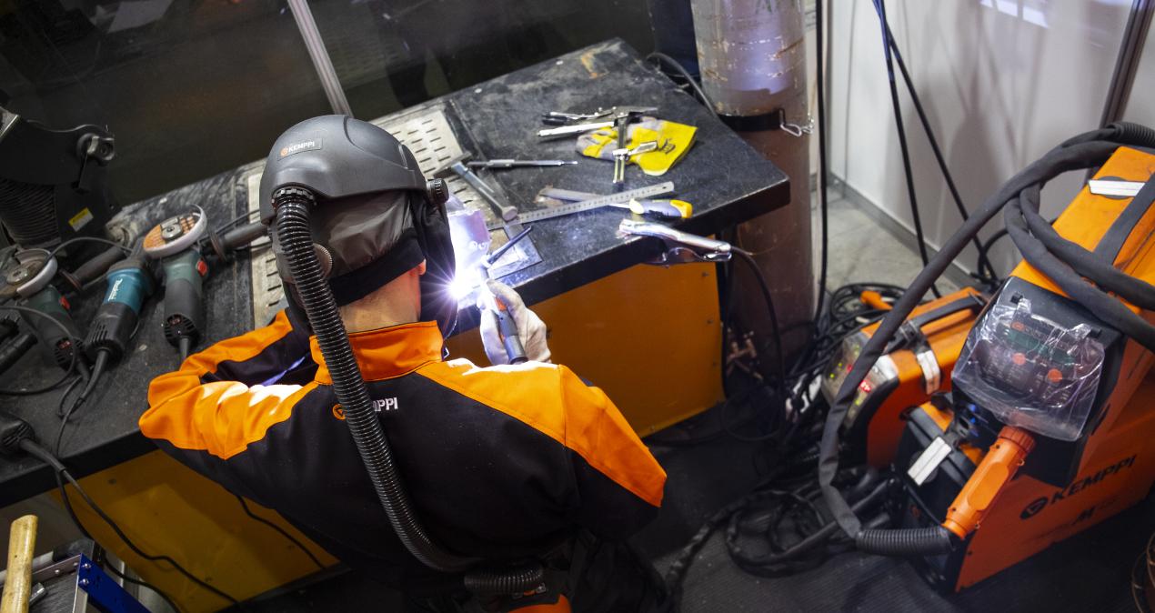 Единственным поставщиком сварочного оборудования на чемпионат EuroSkills 2022 станет компания Kemppi