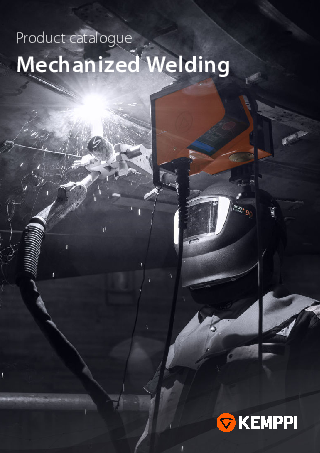 Kemppi mechanized welding catalogue - EN