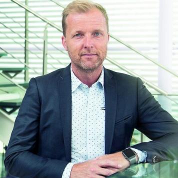 Gerben van den Berg udnævnt til ny Vice President, Markets i Kemppi