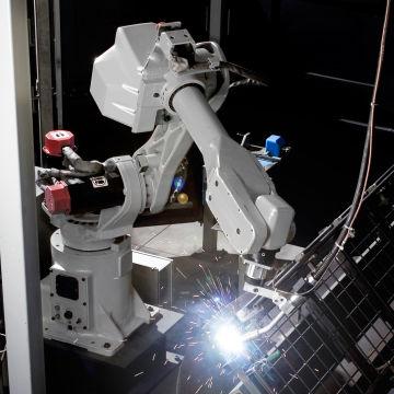 Robotsvetsning