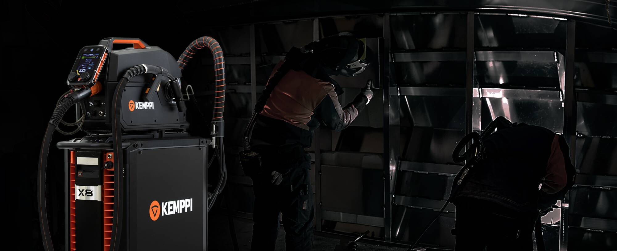 X8 Mig Welder The Future Of Welding Is Here Kemppi Wiring A 50 Amp Plug