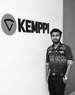 Lokesh Kumar Behera Kemppi Oy