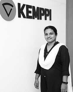 Shamna Harikrishnan Kemppi Oy