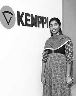 Keziah K. Kemppi Oy