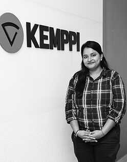 Neha Kumari Kemppi Oy