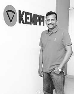 Shanmugam N. Kemppi Oy