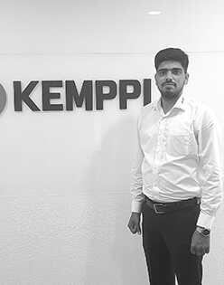 Sumit Singh Kemppi Oy