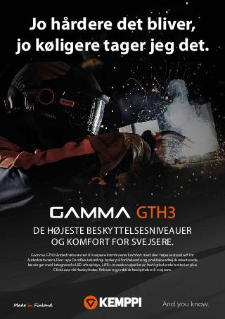 Gamma leaflet - DA