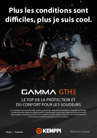 Gamma leaflet - FR
