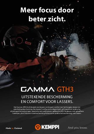 Gamma leaflet - NL