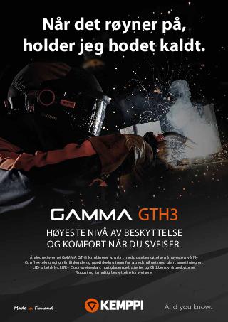 Gamma leaflet - NO