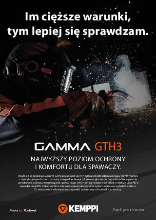 Gamma leaflet - PL
