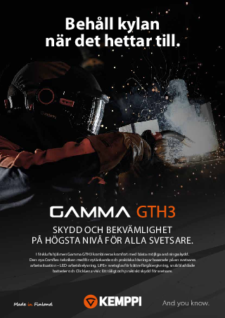 Gamma leaflet - SV