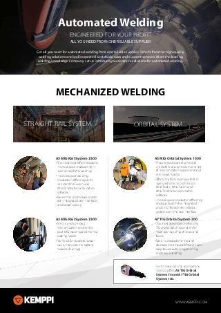 Automation leaflet - EN