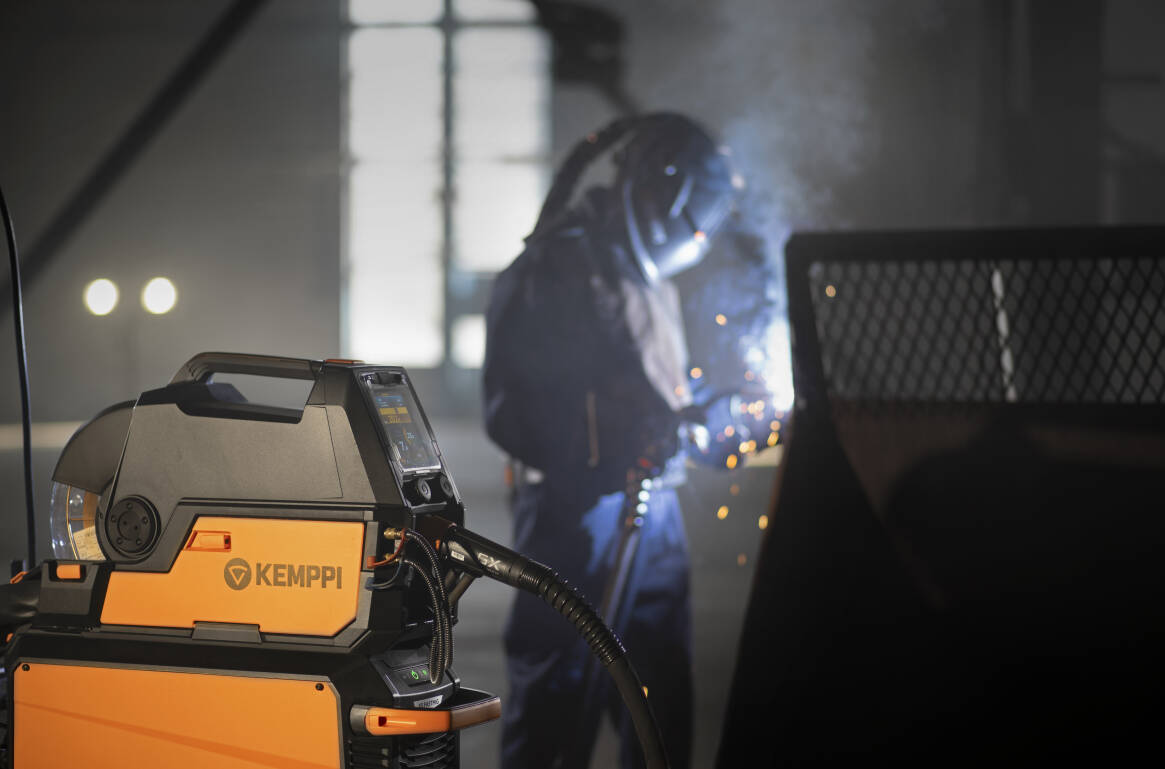 Reliable, non-short-circuit ignition – Touch Sense Ignition – minimizes spatter and creates high-quality welds you can count on. The ignition and arc control can be further optimized with optional welding programs and Wise special processes.