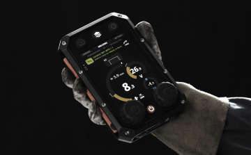 X8 MIG Welder Control Pad