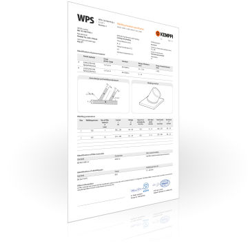 Kemppi Single WPS
