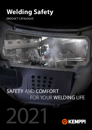 Welding safety catalogue