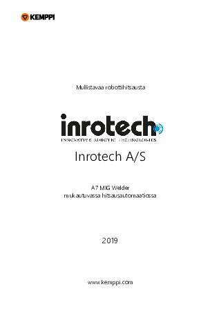 Case - Inrotech, Denmark - FI