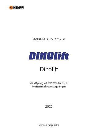 Case - Dinolift, Finland - DA