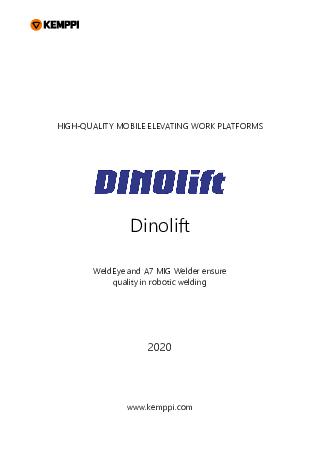 Case - Dinolift, Finland - EN