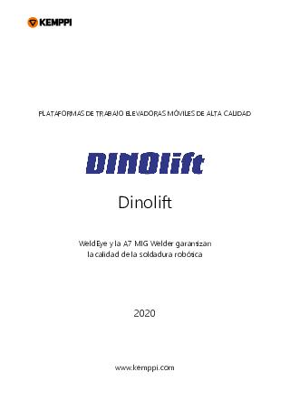 Case - Dinolift, Finland - ES