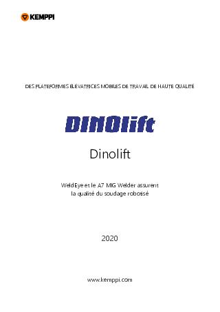 Case - Dinolift, Finland - FR