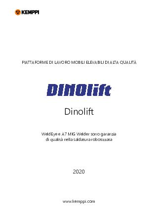 Case - Dinolift, Finland - IT