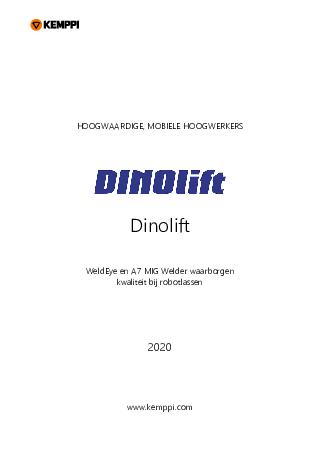 Case - Dinolift, Finland - NL