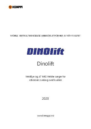 Case - Dinolift, Finland - NO