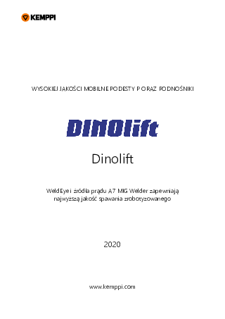 Case - Dinolift, Finland - PL