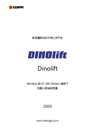 Case - Dinolift, Finland - ZH