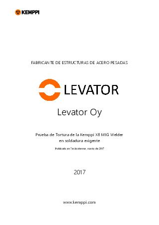 Case - Levator, Finland - ES