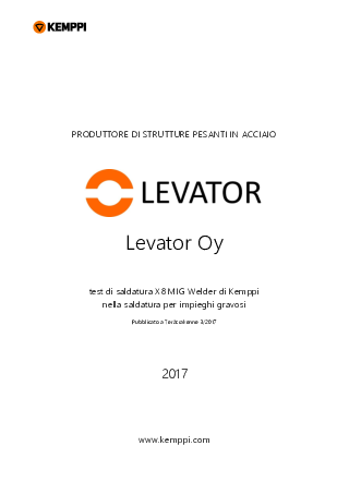 Case - Levator, Finland - IT