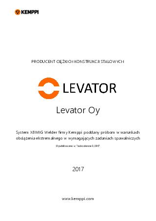 Case - Levator, Finland - PL