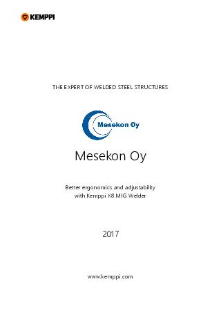 Case - Mesekon, Finland - EN