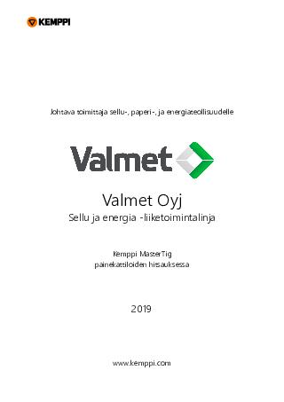 Case - Valmet, Finland - FI