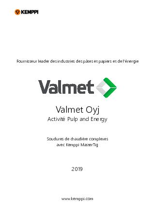 Case - Valmet, Finland - FR