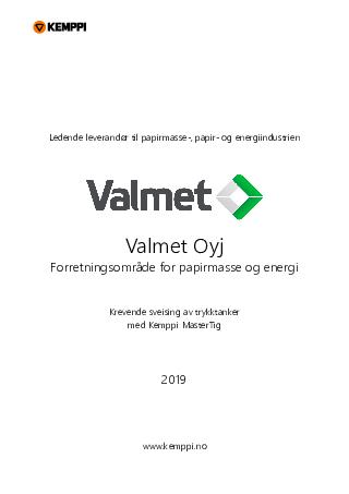 Case - Valmet, Finland - NO